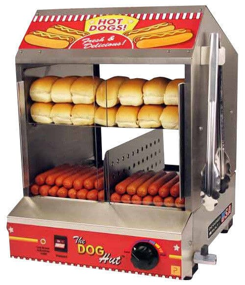 Machine à hotdog - location