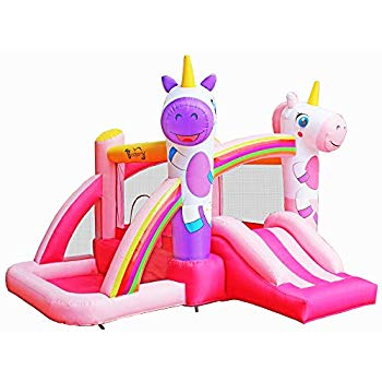 Location Montreal Laval Bounce house rentals Unicorn