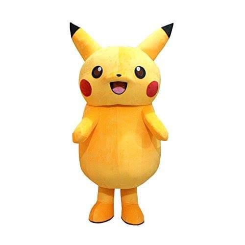 Mascotte-pikachu-laval