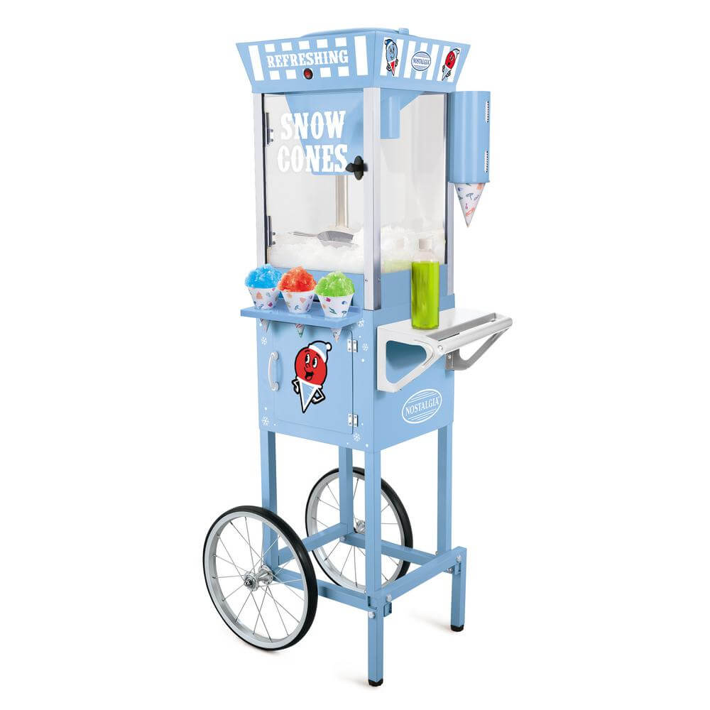 Machine à friandises - cornet de glace