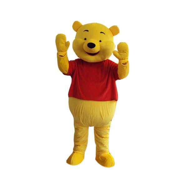 winnie the pooh mascotte - Location Laval